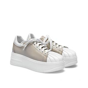 Дамски спортни обувки от естествена кожа ILV-160 - 2