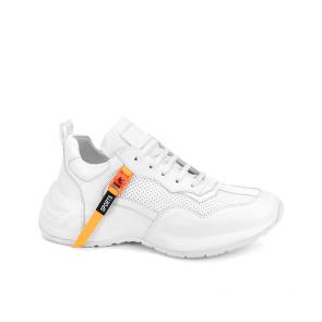 Дамски спортни обувки от естествена кожа ILV-19-2