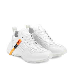 Дамски спортни обувки от естествена кожа ILV-19-2 - 2