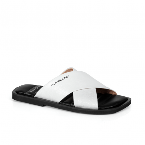 Дамски чехли от естествен лак ILV-213