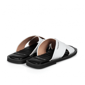 Дамски чехли от естествен лак ILV-213 - 2