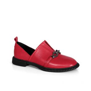 Дамски обувки от естествена кожа ILV-21501
