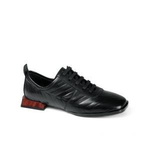 Дамски обувки от естествена кожа ILV-219