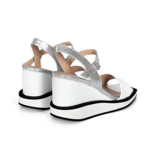 Дамски сандали от естествена кожа ILV-2632-20 - 2