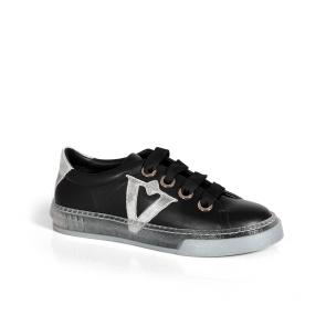 Дамски спортни обувки от естествена кожа ILV-287