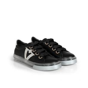 Дамски спортни обувки от естествена кожа ILV-287 - 2