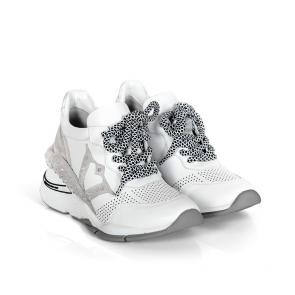 Дамски спортни обувки от естествена кожа ILV-3134 - 2