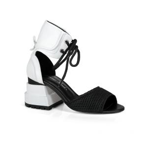 Дамски сандали от естествена кожа ILV-4047