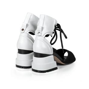 Дамски сандали от естествена кожа ILV-4047 - 2