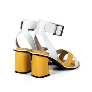 Дамски обувки от естествена кожа ILV-4082 - 2