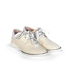 Дамски обувки от естествен лак ILV- GM4514 - 2
