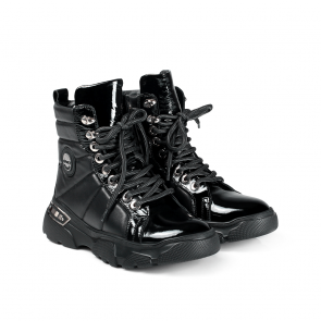 Дамски спортни обувки от естествена кожа ILV-4524 - 2
