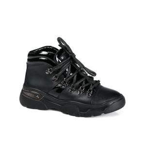 Дамски спортни обувки от естествена кожа ILV-4529