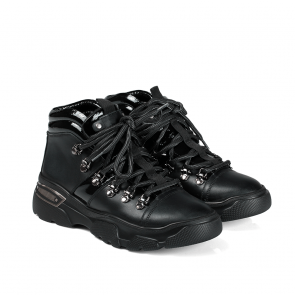 Дамски спортни обувки от естествена кожа ILV-4529 - 2