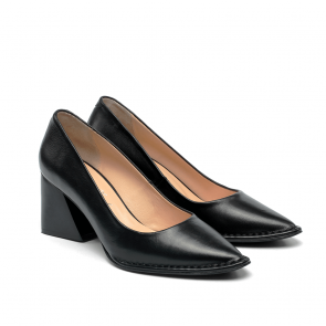 Дамски обувки от естествена кожа ILV-4622 - 2