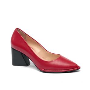 Дамски обувки от естествена кожа ILV-4622