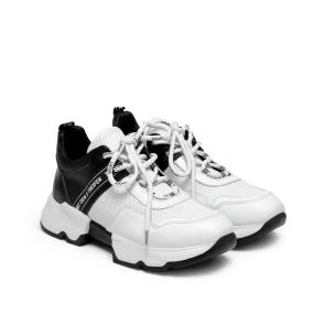 Дамски спортни обувки от естествена кожа ILV-4782 - 2