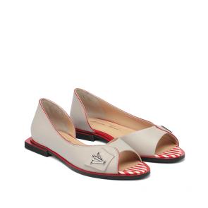 Дамски обувки от естествена кожа ILV-6142 - 2