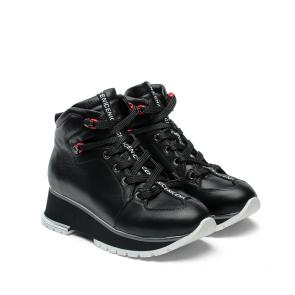 Дамски спортни обувки от естествена кожа ILV-7107 - 2