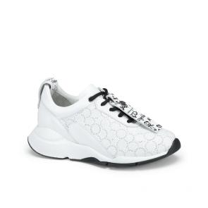 Дамски спортни обувки от естествена кожа ILV-7352