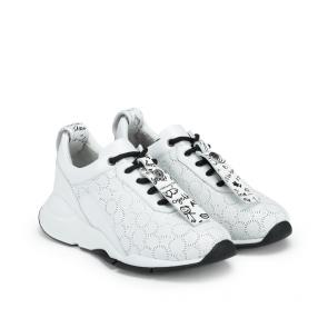 Дамски спортни обувки от естествена кожа ILV-7352 - 2