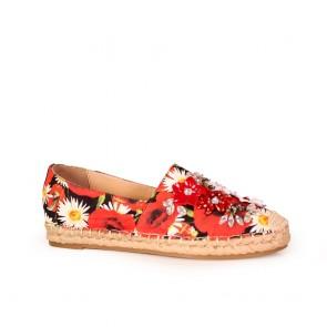 Дамски обувки от текстил ILV-195