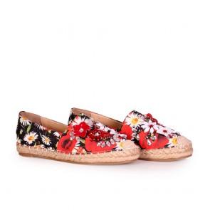 Дамски обувки от текстил ILV-195 - 2