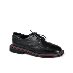 Дамски обувки от естествена кожа ILV-LV870