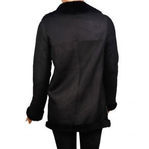 Дамско яке от естествена кожа ING-02 - 2