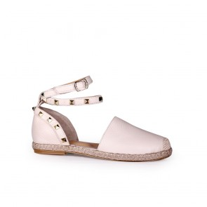 Дамски обувки от естествена кожа кожа
