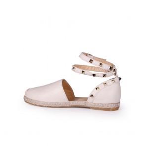 Дамски обувки от естествена кожа кожа - 2