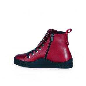 Дамски обувки от естесвена кожа - 2