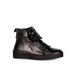 Дамски обувки от естесвена кожа KM-298-095
