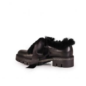 Дамски обувки от естественa кожа - 2