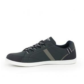 Мъжки спортни обувки от еко кожа - 2