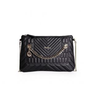 Дамска чанта от естествена кожа MC-4200