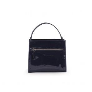 Дамска чанта от естествен лак  - 2