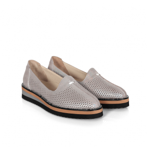 Дамски обувки от естествена кожа MCP-03140 - 2