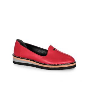 Дамски обувки от естествена кожа MCP-03141