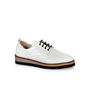 Дамски обувки от естествена кожа MCP-03184