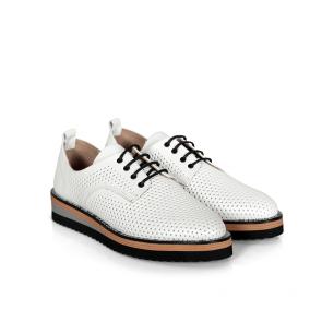 Дамски обувки от естествена кожа MCP-03184 - 2