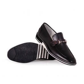 Мъжки обувки от естествена кожа MCP-83774 - 2
