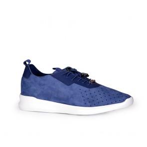 Мъжки обувки от естествен набук