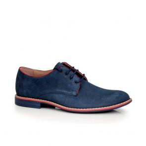 Mъжки ежедневни обувки от естествен набук