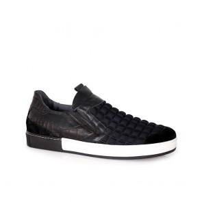 Мъжки спортни обувки от стреч