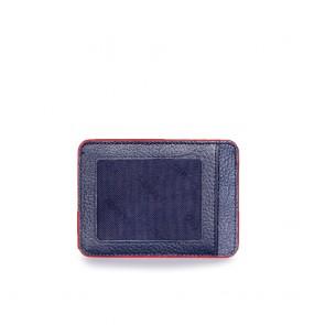 Портфейл за лични документи от естествена кожа - 2