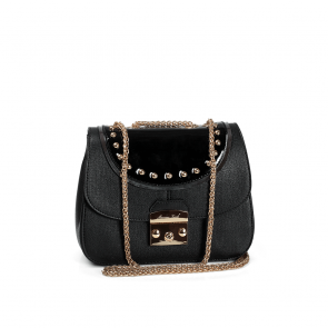 Дамска чанта от еко кожа и лак MZ-202001