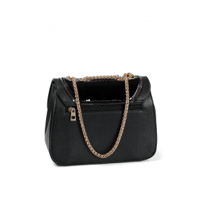 Дамска чанта от еко кожа и лак MZ-202001 - 2