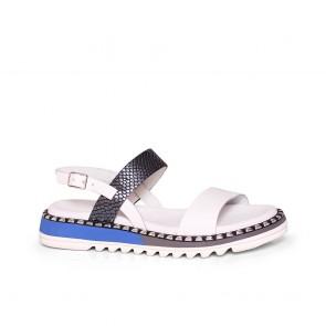 Дамски сандали от естествена кожа N55-11644