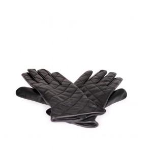 Мъжки ръкавици от естествена кожа  - 2